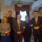 Polish National Home of Hartford Hosts Ambassador Piotr Wilczek