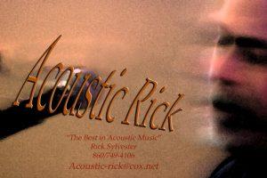 Acoustic Rick Spring Fling Performances