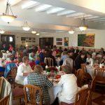 Dining at the Polish National Home of Hartford