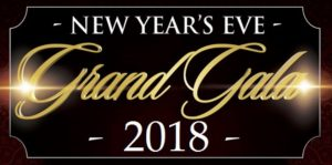 Greater Hartford New Year's Eve 2018 Grand Gala