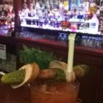 A fan pic of our PNH Hussar Bloody Mary at the Polish National Home of Hartford