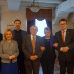 Polish National Home of Hartford Hosts Ambassador Piotr Wilczek