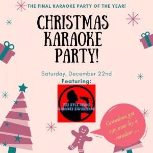 The last karaoke party of 2018 - Christmas Karaoke at the PNH Pub & Tavern